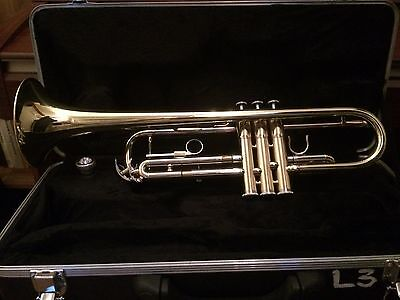 Trumpet in Bb. Startone. With 7c mouthpiece.