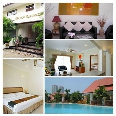 Luxury Apartment Holiday, Jomtien beach, Pattaya, Thailand