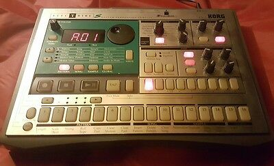KORG ELECTRIBE ES-1 Rhythm Production Sampler with Smart Media