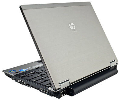 "HP ELITEBOOK 2540 - i7 / 4 GB RAM / 250 GB D.DURO / 12,1"" (USADO)"