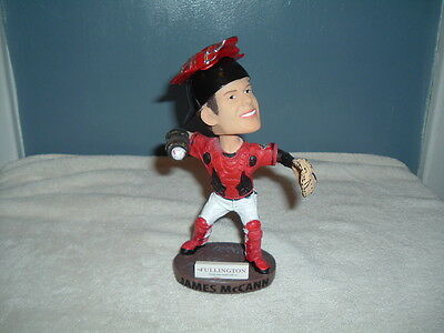 James McCannon Erie Seawolves SGA Bobblehead McCann Detroit Tigers Bobble head