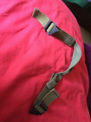 m1 helmet strap Canvas