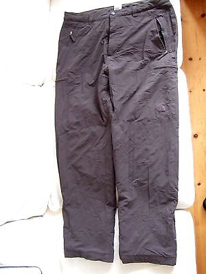 North Face Thermal Trousers Size 36 L