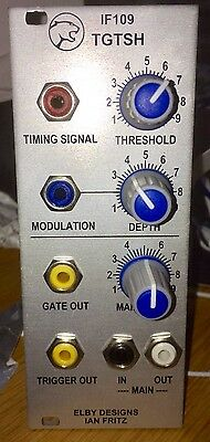 Elby IF109 TGTSH Advanced S&H - Eurorack Doepfer Compatible Synthesiser Module