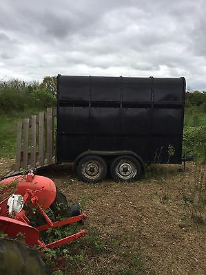 Livestock Horse Trailer Ifor Williams