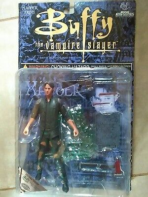 buffy xander combat Military figure