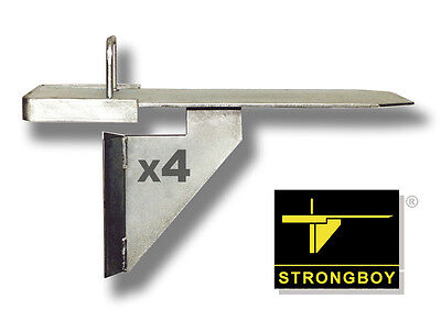 4 STRONG BOY ®  Acrow Prop Attachments - NEW Genuine Strongboys