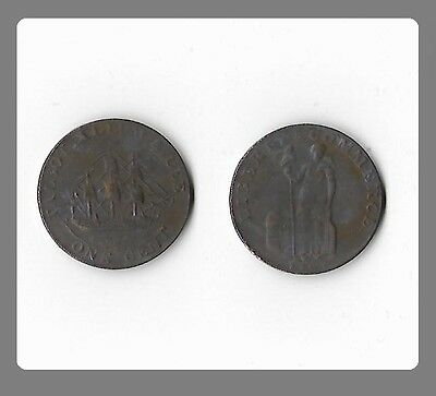 Museum Quality Very Old Repro.  of 1794 Talbot Allum & Lee Token Coin