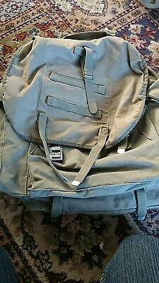 German army 1960s 40 litre bag