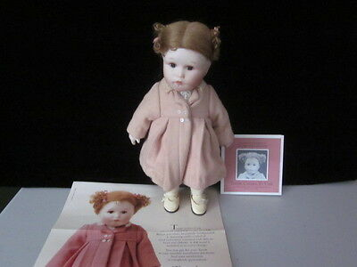 VINTAGE DOLL - TANSIE COMES TO VISIT from Georgetown Collection