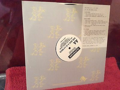"ROB BASE AND DJ E Z ROCK Get On The Dance Floor 12"" VINYL UK Promo 1988"