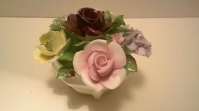 Royal Doulton China ornament posy of flowers