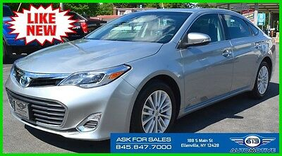 2015 Toyota Avalon XLE Premium 2015 XLE Premium Never Owned only 403 Miles Leather Backup Cam