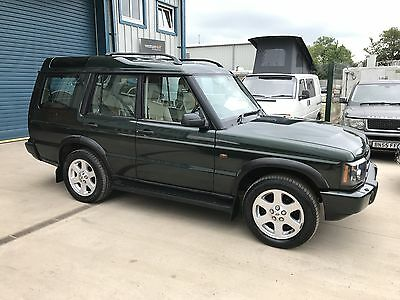 Land Rover Discovery Td5 Auto Tow Bar 4x4 145k 2002