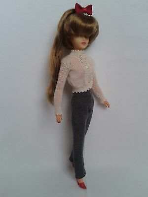 Vintage Tressy doll jacket and trousers Original Outfit Novo de Gama