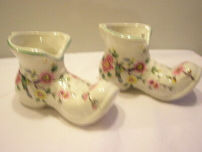 Old Foley James Kent Ltd  'Chinese Rose'  2  X  Boots