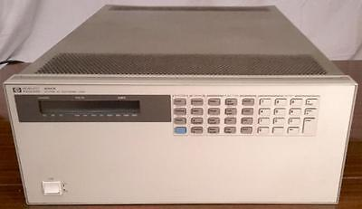 System Electronic Load Mainframe HP6050A