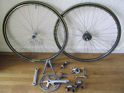 Suntour GPX Groupset & Mavic Wheelset - Stunning Condition