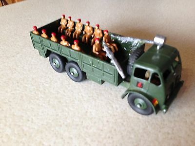 Dinky Army Military 10 Ton Truck 622 Code 3 Excellent