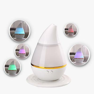Aromatherapy Humidifier White Environmental ABS Family Room Office Humidifier