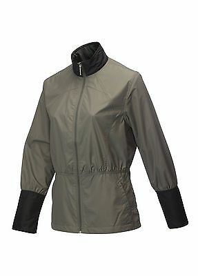 BRAND NEW / TAGS Callaway Gunmetal Golf Women Wind Breaker Jacket XSmall RRP £55