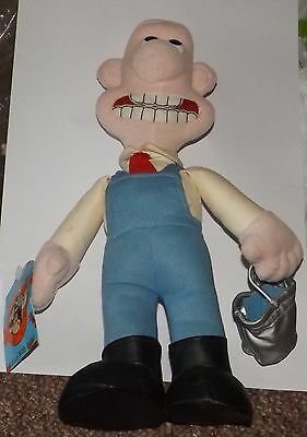 Wallace & Gromit - Wallace Soft Toy