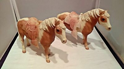 Breyer Traditional - Lot of 2 - Misty with Saddle - Cheap! - Look!