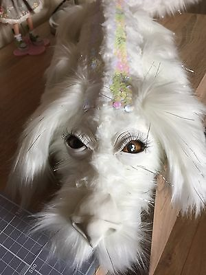 "**OOAK ""FALCOR"" Dragon** Artist - Enchanted Crafts**NEW**"