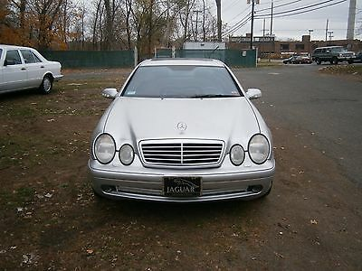 Mercedes Benz 2001 Clk55 Amg Coupe 400Ps