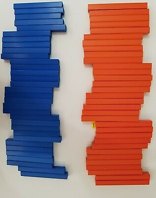 508 Cuisenaire Rods~5 Complete Sets Combined