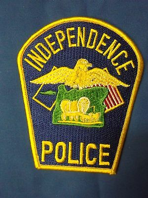 "4 1/2"" Independence, Oregon Patch (Police Sheriff)"