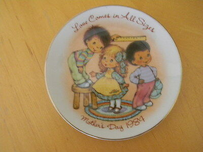 """Avon Special Moments 1998 Mother's Day 5"""" Collector Plate"""