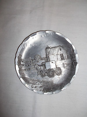Wendell August Alluminium Coaster/pin Dish ('home Coming')
