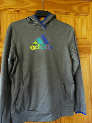 Women's Adidas Climawarm Hooded Sweatshirt, Size L