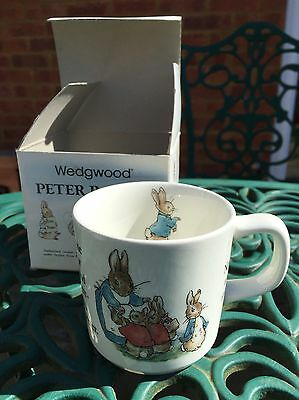 Peter Rabbit Mug Wedgwood