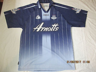 Very Rare Dublin Arnotts 2004 O'neills Goalkeeper Gaa Hurling Football Shirt.xxl