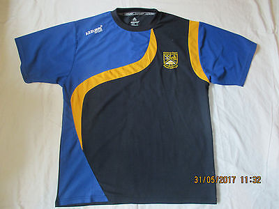 Erin's Own Waterford Azzurri Hurling/football Shirt Jersey. Large