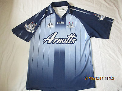 Very Rare Dublin Arnotts 2004 O'neills Hurling Football Shirt Jersey. Xl