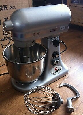 Metcalfe 5 Litre Catering Mixer - SM5 Dough Kitchen Aid Artisan Commercial Home
