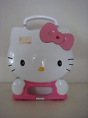 Hello Kitty Waffle Maker Iron