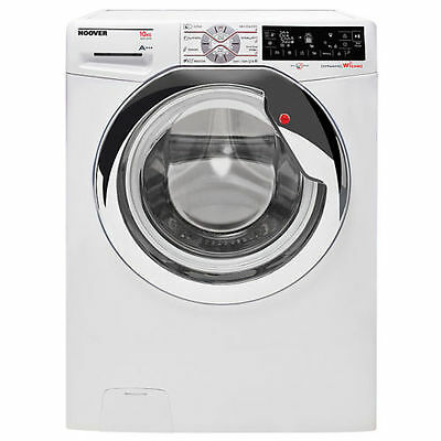 Hoover DWTL610AIW3 'Wizard WiFi' Washing Machine 10kg, 1600, Super Silent A+++