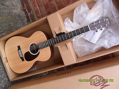 Martin 00X 1Ae Electro Acoustic With Fishman Pickup