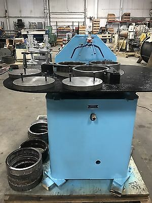 Lapmaster 24 Open Face Precision Flat Lapping Machine