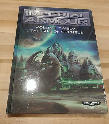 NEW Forge World  Imperial Armour Volume Twelve The Fall of Orpheus