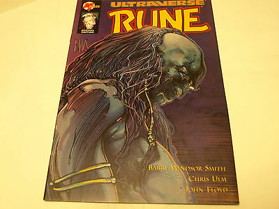 Rune Special Edition  #1 (Malibu Comics) - (NM+)