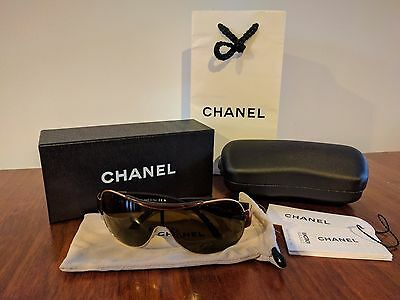 CHANEL Women's Aviator Sunglasses - RRP $420 AUD *Excellent Condition*