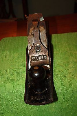 Antique Stanley Bailey No 6 1910  Fore Plane Rosewood