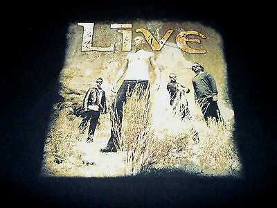 Live 2006 Tour Shirt ( Used Size L ) Good Condition!!!