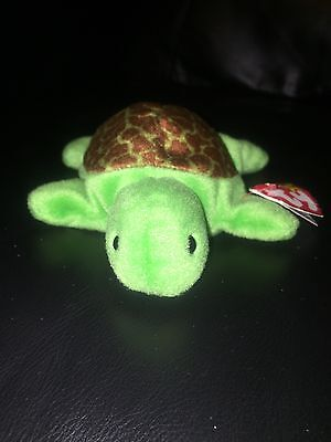 TY Speedy Beanie Baby- Retired 1993- Rare With Lots Of Errors!!