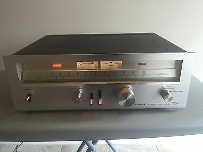 Vintage Pioneer TX-9500 solid state AM-FM Tuner
